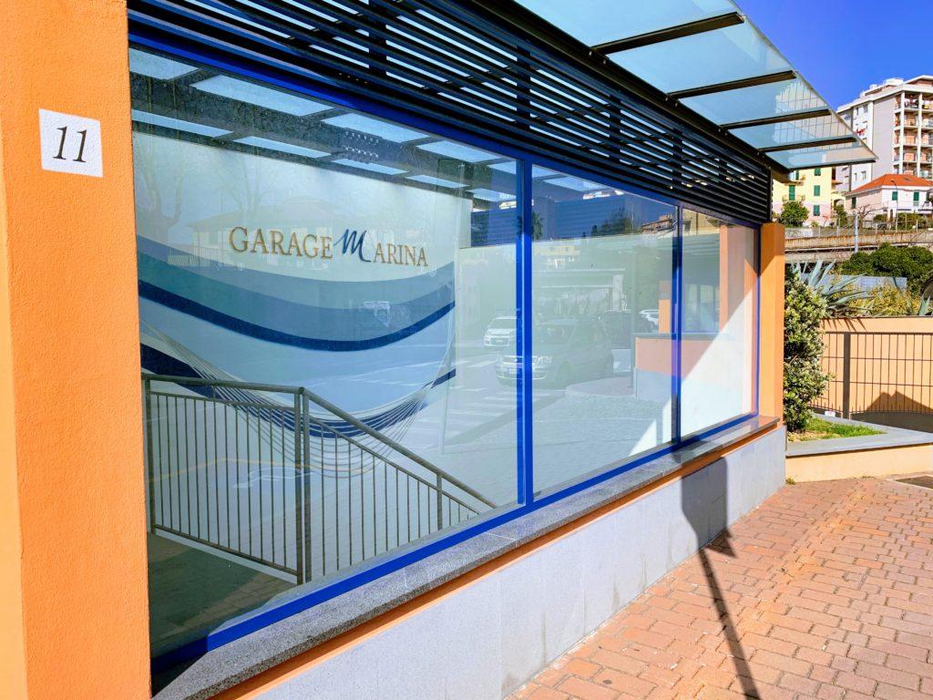 BOX GARAGE AUTO CENTRO PAESE COGOLETO PIAZZA PRINCIPALE